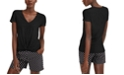 INC International Concepts INC Twist-Front T-Shirt, Created for Macy's