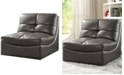 Furniture of America Tarrik Upholstered Chair