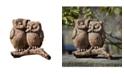 Campania International Honeymoon Owls Garden Statue