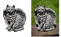 Campania International Angel Kitty Garden Statue