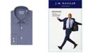 Haggar Premium Performance Slim Fit Dress Shirt