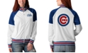 G-III Sports Women's Chicago Cubs First Hit Track Jacket