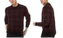 Michael Kors Men's Buffalo Check Sweater