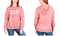 Rebellious One Juniors' Literally Cannot Graphic Hoodie Sweatshirt
