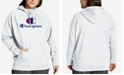 Champion Plus Size Powerblend Graphic Hooded Sweatshirt