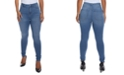 Dollhouse Juniors' Curvy-Fit High-Rise Skinny Jeans