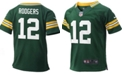 Nike Babies' Aaron Rodgers Green Bay Packers Game Jersey