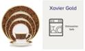 Noritake Xavier Gold Appetizer Plate