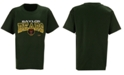 J America Kids'  Baylor Bears Bridge T-Shirt, Big Boys (8-20)