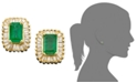 EFFY Collection Brasilica by EFFY® Emerald (1 ct. t.w.) and Diamond (5/8 ct. t.w.) in 14k Gold