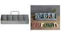3R Studio Tin Organizer with 10 Compartments