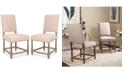 Safavieh Harlen Set of 2 Dining Chairs