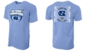 Step Ahead Men's North Carolina Tar Heels NCAA National Champs Bracket T-Shirt