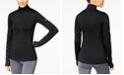 Nike Pro HyperWarm Fleece-Lined Half-Zip Top