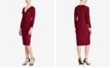 Lauren Ralph Lauren Jersey Sheath Dress