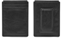 Fossil Men's Neel Leather Magnetic Card Case