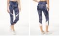 Calvin Klein Radiate Printed Cropped Leggings