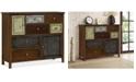 Gallerie Decor Aggi 8-Drawer Cabinet