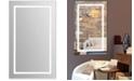Furniture Adele Wall Mirror, Quick Ship