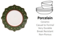 Villeroy & Boch CLOSEOUT! Toy's Delight Green Dinner Plate