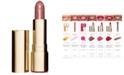 Clarins Joli Rouge Brilliant Lipstick, 0.1 oz.