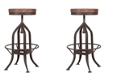 Moe's Home Collection Brut Barstool