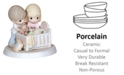 Precious Moments We're Glad You Came Into Our Lives Figurine Family