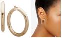 Anne Klein Medium Hoop Earrings