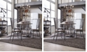 Home Styles Barnside Metro 5 Pc Dining Set