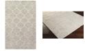 """Surya Mystique M-5101 Medium Gray 3'3"""" x 5'3"""" Area Rug"""