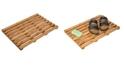 Honey Can Do Bamboo Bath Mat