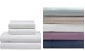 Elite Home Cool Comfort Cotton Solid King Sheet Set