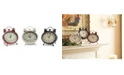 Melrose Intl Tabletop Clock (Set of 3)