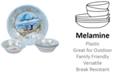 Certified International Ocean View Melamine 5-Pc. Salad/Serving Set