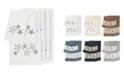 Linum Home Turkish Cotton Lydia 8-Pc. Embellished Towel Set