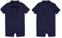 Polo Ralph Lauren Ralph Lauren Baby Boys Cotton Interlock Polo Shortall
