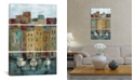 """iCanvas Old Town Port Ii by Silvia Vassileva Gallery-Wrapped Canvas Print - 60"""" x 40"""" x 1.5"""""""