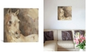 "iCanvas Jasmine by Albena Hristova Gallery-Wrapped Canvas Print - 37"" x 37"" x 0.75"""