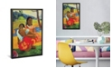 """iCanvas Nafea Faaipoipo by Paul Gauguin Gallery-Wrapped Canvas Print - 26"""" x 18"""" x 0.75"""""""