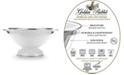 Golden Rabbit Solid White Enamelware Collection 2 Quart Colander