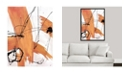 "GreatBigCanvas  ""Adaptation"" by  Joshua Schicker Canvas Wall Art - 30 in. x 40 in."