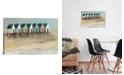 "iCanvas Beach Cabins I by Jean Jauneau Wrapped Canvas Print - 18"" x 26"""