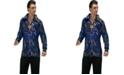 BuySeasons Buy Seasons Men's Dynomite Dude Disco Shirt Costume