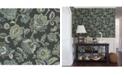 """A-Street Prints 27"""" x 324"""" Corona Jacobean Wallpaper"""