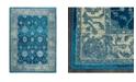 "Global Rug Designs CLOSEOUT! Global Rug Design Venus VEN07 Blue 7'9"" x 10'2"" Area Rug"