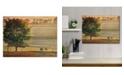 "Courtside Market Sunlit Pastures 12"" x 16"" Wood Pallet Wall Art"