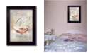 "Trendy Decor 4U Each Other By Mollie B., Printed Wall Art, Ready to hang, Black Frame, 20"" x 14"""