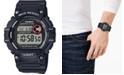 Casio Men's Digital Black Resin Strap Watch 47.9mm