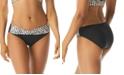 Coco Reef Leopard Printed Banded Bikini Bottoms