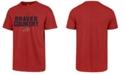 '47 Brand Men's Atlanta Braves Club Logo T-Shirt